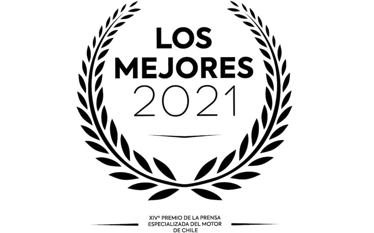logo premio los mejores 2021