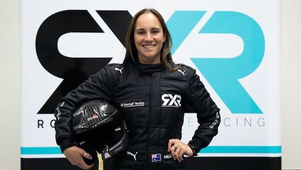 Molly Taylor se suma al Extreme E con mucha experiencia como pilota de rally.