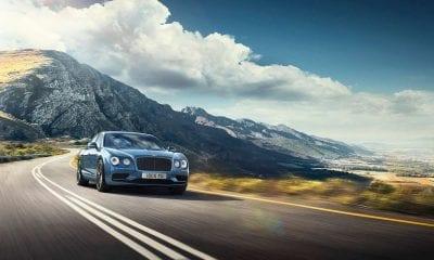 El Bentley Flying Spur significa lujo, deportividad y tecnología.