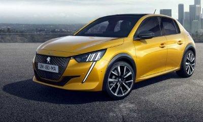 Nuevo Peugeot 208 se integra al line up del León en Chile