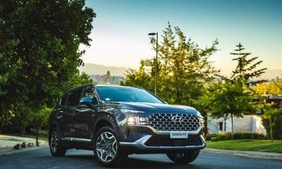 Nuevo Santa Fe: Hyundai Chile renueva su SUV para 7