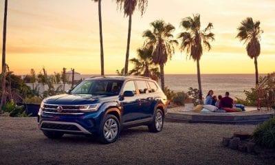 Nuevo Volkswagen Atlas: el SUV de 7 plazas se actualiza