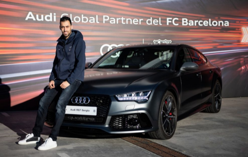 Busquets RS6 Avant performance
